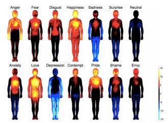 Emozioni e corpo