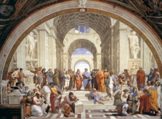 La Scuola d'Atene