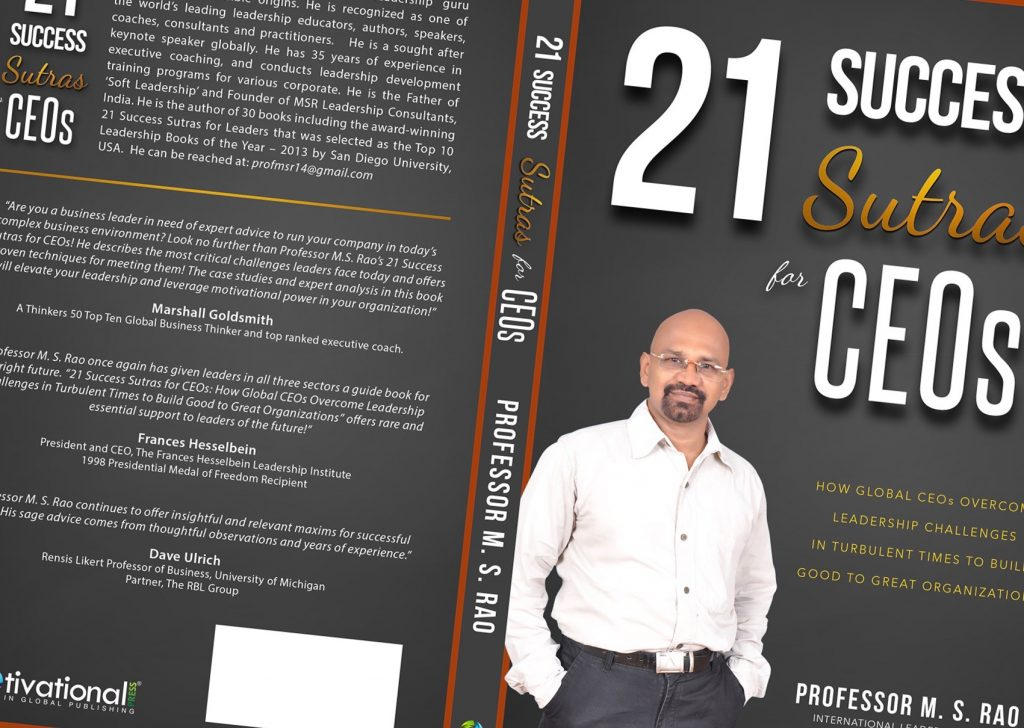 21 Success Sutras for Leaders